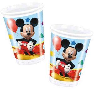 bicchiere topolino
