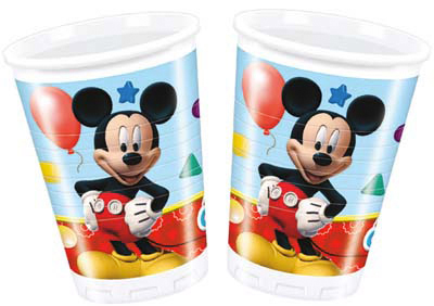 MICKEY MOUSE BICCHIERI