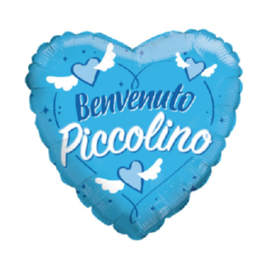 """18"""" BENVENUTO PICCOLINO"""