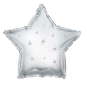 stella argento stampata